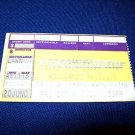 CARLOS SANTANA CONCERT TICKET STUB - HOUSTON - 2000