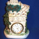 PRETTY FANTASY CASTLE QUARTZ CLOCK - GIFT QUALITY