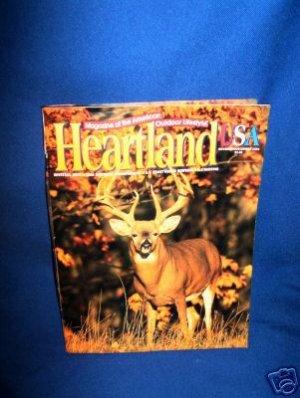 SKOAL HEARTLAND OUTDOOR MAGAZINE-SUPERBIKES, COAST GUARD,  HUNTING