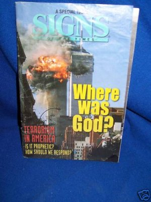 SIGNS OF THE TIMES MAGAZINE-SPECIAL ISSUE- ABOUT 9/11