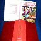 GOOD HOUSEKEEPING COMPLETE BOOK OF NEEDLECRAFT-RETRO