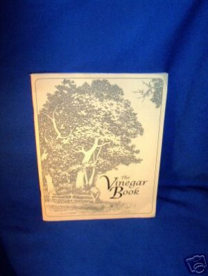 THE VINEGAR BOOK, COLLECTIBLE, EMILY THACKER