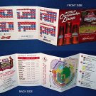 ST. LOUIS CARDINALS 2007  BASEBALL POCKET GAME SCHEDULE