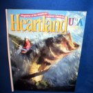 HEARTLAND OUTDOOR MAGAZINE-FISHING,HUNTING, DOGS, COWBOYS