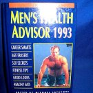 MEN'S HEALTH ADVISOR BOOK- EASY HEALTH & FITNESS TIPS