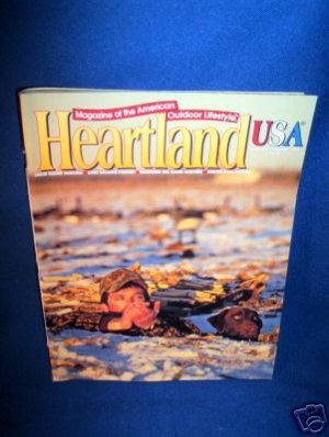 HEARTLAND OUTDOOR MAGAZINE-FISHING SALMON, BASS, HUNTING