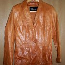 VINTAGE WOMEN'S, JUNIOR'S WILSON LEATHER BLAZER/JACKET