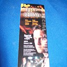 ORIGINAL LEFT BEHIND -THE MOVIE- COLLECTIBLE PROMO COUPON BOOKMARK - 2001
