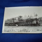 VINTAGE TRAIN ENGINE PHOTO - FRISCO 676 - 1912