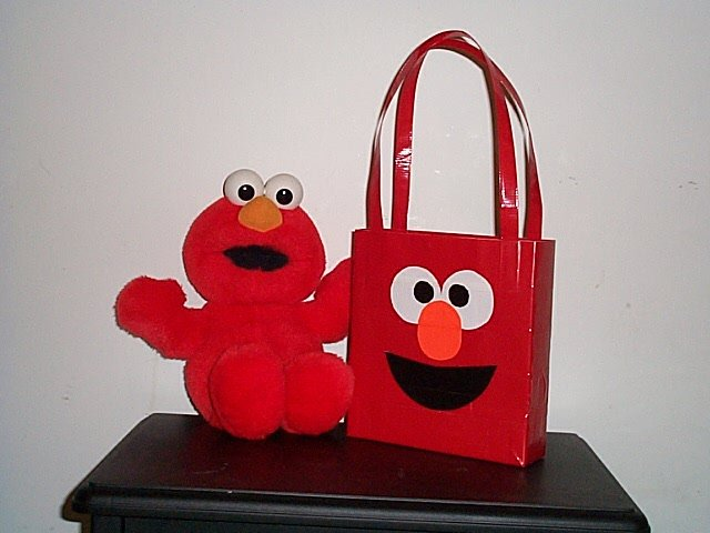 Elmo Lunch Tote bag