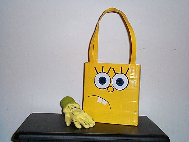Sponge Bob Lunch Tote bag