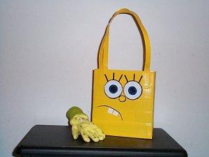 Sponge Bob Lunch Tote bag