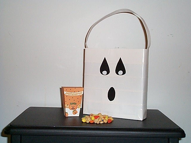 Ghost Lunch Tote