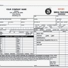 STOICC-341: Smog Test Only Invoice, 3 Part QTY. 250