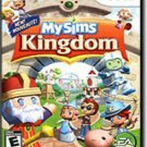 WII-GAMES-MY SIMS KINGDOM