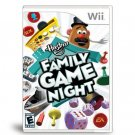 WII-GAMES-FAMILY GAME NIGHT
