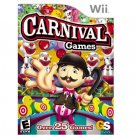 WII-GAMES-CARNIVAL GAMES