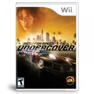 WII-GAMES-NEED FOR SPEED (UNDERCOVER)