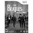 WII-GAMES-THE BEATLES ROCK BAND