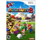 WII-GAMES-MARIO PARTY 8
