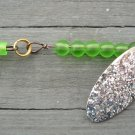 TINY LIME BEADSWING SPINNER