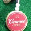 Novelty Fishing Lure - Genesee Beer Cap Spinner