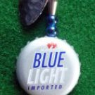 Novelty Fishing Lure - Labatt Blue Light Beer Cap Spinner