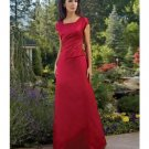 A-Line Square Floor Length Satin Mother of the Bride Dresses new style(MWYN128)