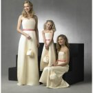 A-Line/Princess Strapless Floor Length Satin Bridesmaid Dresses for brides new style(BD0265)