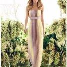 Column/Sheath Strapless Floor-Length Satin Bridesmaid dress for brides new Style(BMD0040)