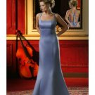 Mermaid Scoop Floor-length Satin Bridesmaid Dresses for brides new Style(BD0009)