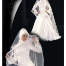 New sexy Prom/Ball/Evening Islamic Wedding Dress(MSL012) Custom Size  voile&satin
