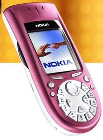 "Nokia 3650 ""Pink"" Mobile Cellular Phone (Unlocked)"