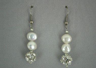 Pearl Earrings        ep3006
