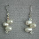 Pearl Earrings        ep3022