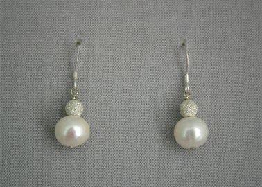 Pearl Earrings        ep3027