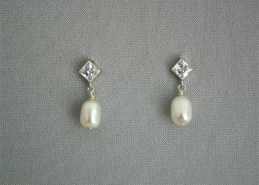 Pearl Earrings        ep3039