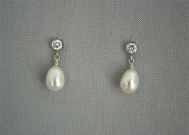 Pearl Earrings        ep3040