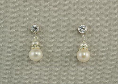 Pearl Earrings        ep3048