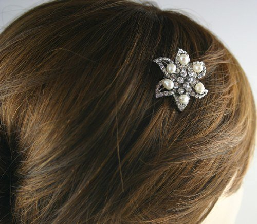 Pearl Hairpin        ep7001