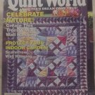 Quilt World Magazine November 1992