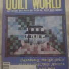 Quilt World Magazine February 1985