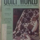 Quilt World Magazine August 1980