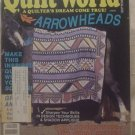 Quilt World Magazine September 1988