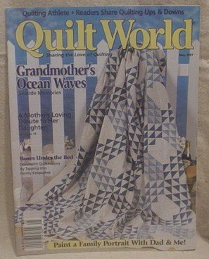 Quilt World Magazine May 1997
