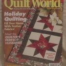 Quilt World Magazine November 2002