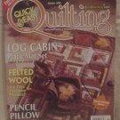 Quick & Easy Quilting Magazine October 2002