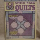 Stitch 'N Sew Quilts Magazine October 1990
