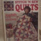 Stitch 'N Sew Quilts Magazine December 1989