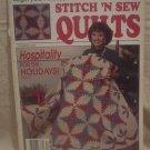 Stitch 'N Sew Quilts Magazine December 1989